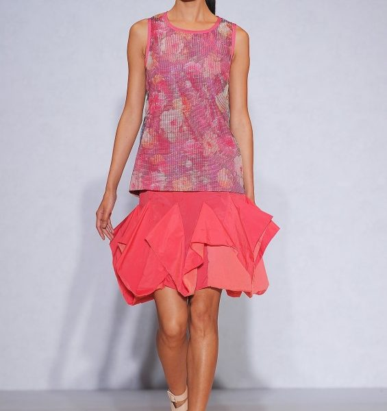 Nicole Farhi – In Full Bloom – S/S 2012