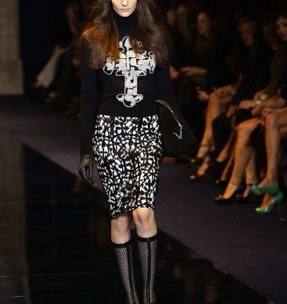 Versace A/W 2012