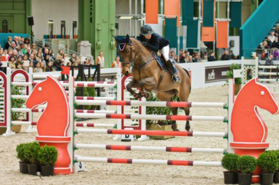 Saut Hermès  – A Luxury Equestrian Tradition