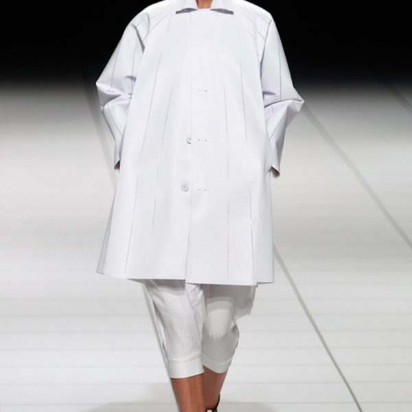 Issey Miyake SS 2014 Ready To Wear