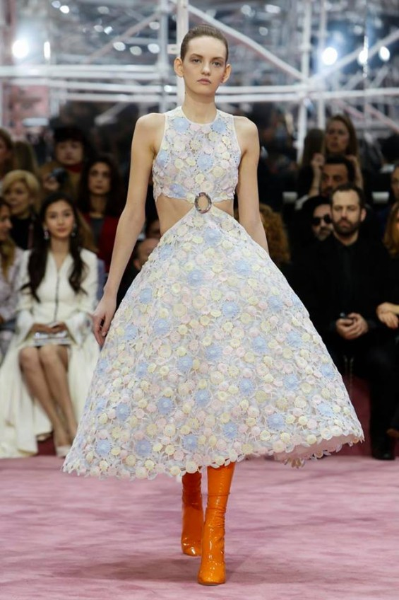 Dior SS2015 Haute Couture 4