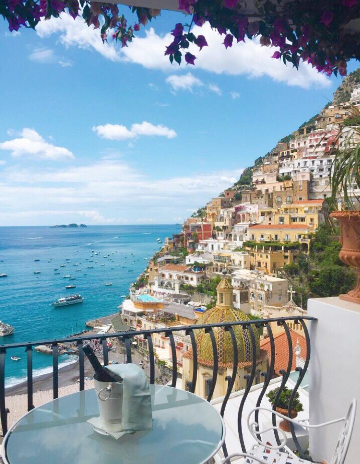 Top 10 Luxury Hotels Amalfi Coast The Blonde Cherie